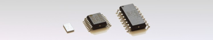 Package variants of the V/I-converter and voltage amplifier IC AM460